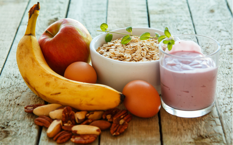 example of a healthy breakfast